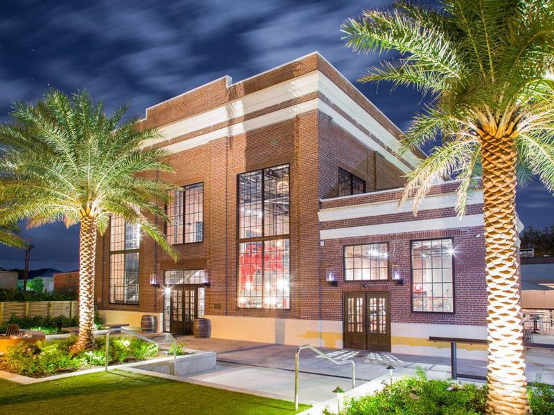 Commercial Landscape Architecture Vero Beach - American Icon Brewery