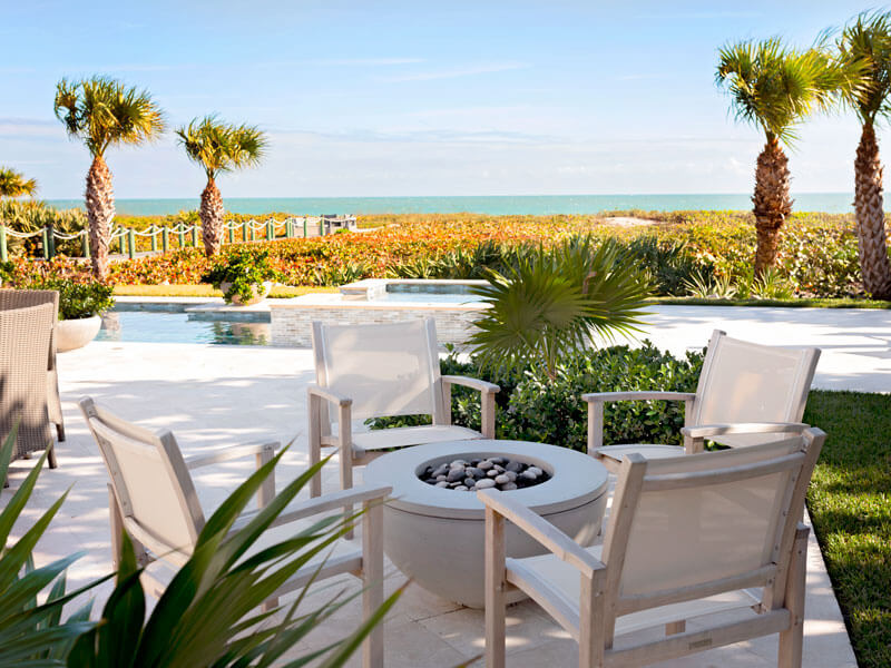 Residential Pool and Landscape Architecture Vero Beach