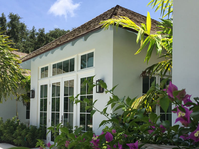 Residential Remodel and Landscape Architecture Vero Beach
