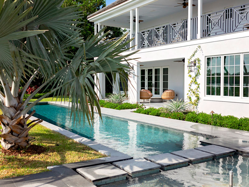 Vero Beach Pool & Landscape Architecture